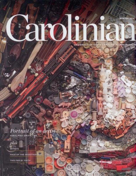 Carolinian Cover